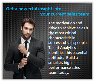 Get a powerful insight into your current sales team